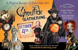 show, ghoul, Halloween, event,
