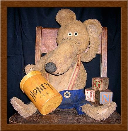 Boris Bear-