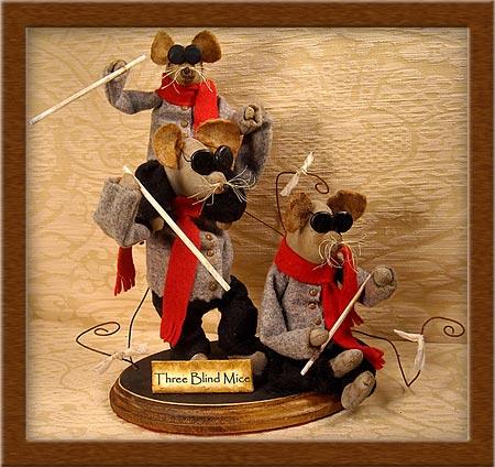 3 Blind Mice-
