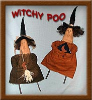 Witchy Poo's-witchy poo's, witch, primitive